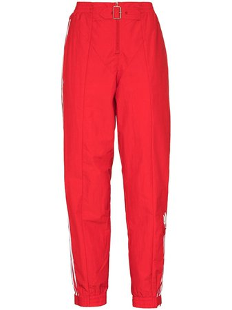 Red adidas x Paolina Russo Olympic track pants GF0268 - Farfetch