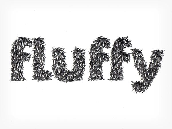 fluffy word - Google Search