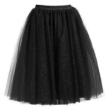 black tulle wedding skirt - Google Search