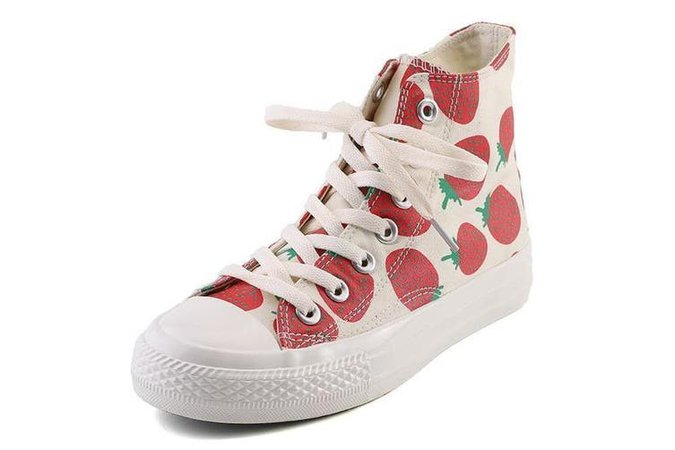 Dick Smith | Berry Babe Sneakers - 5 | Other Clothing, Shoes & Accessories