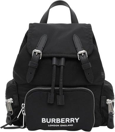 Small Rucksack Nylon Backpack