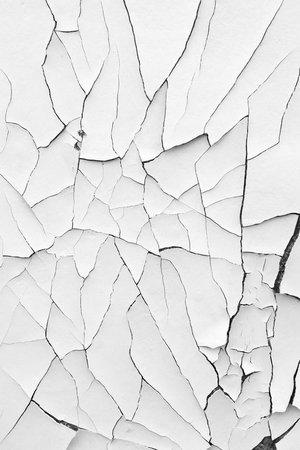 textures peinture blanche écaillée