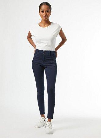 DP Petite Blue Frankie Denim Jeans