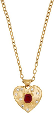 Super Heart Necklace