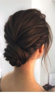 Elegant Braid Bun