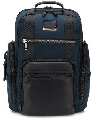 Nathan multi-pocket backpack