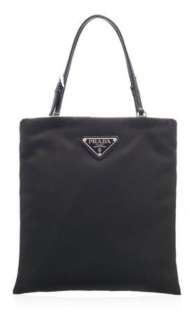 Nylon Top Handle Bag By Prada | Moda Operandi