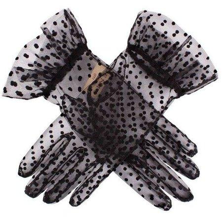 sheer black glove - Google Search
