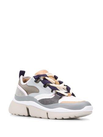 Chloé Sonnie low-top Sneakers - Farfetch