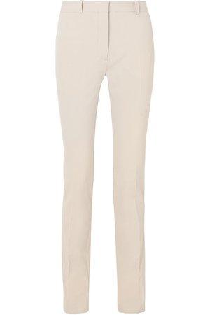 Joseph | Zoran wool-blend slim-leg pants | NET-A-PORTER.COM