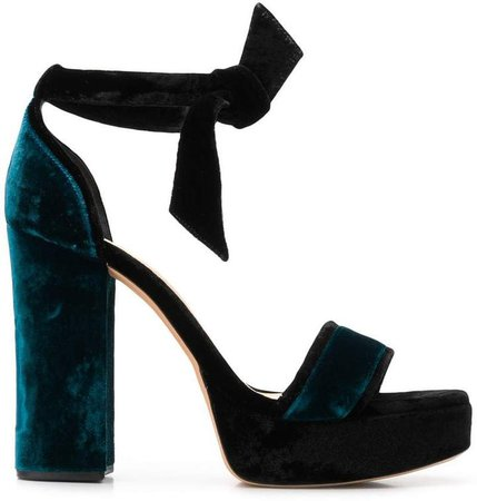 Celine platform sandals