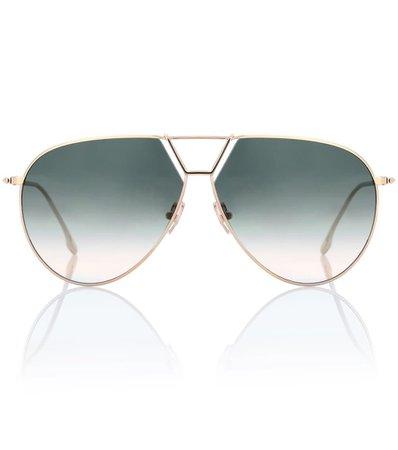 Aviator Sunglasses - Victoria Beckham | Mytheresa