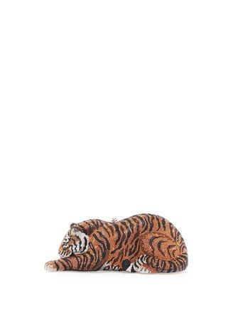 tiger bag judith leiber