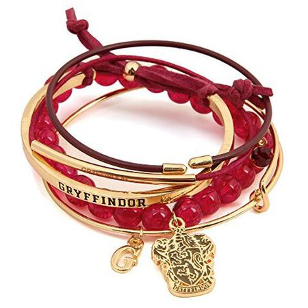 Gryffindor Bracelet Set Style 1 – Gaming Outfitters