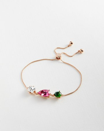 Crystal candy bracelet - Assorted | Jewelry | Ted Baker