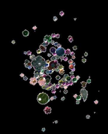 assorted glitter