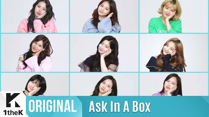 Twice ask in a box