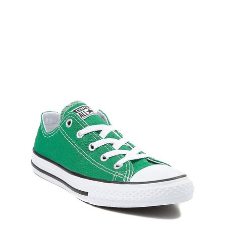 Converse Chuck Taylor All Star Lo Sneaker - Little Kid - Amazon Green | Journeys