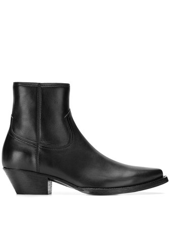 Saint Laurent Ankle Boots - Farfetch