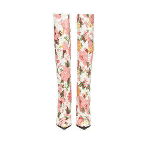 FLORAL BOOTS PNG