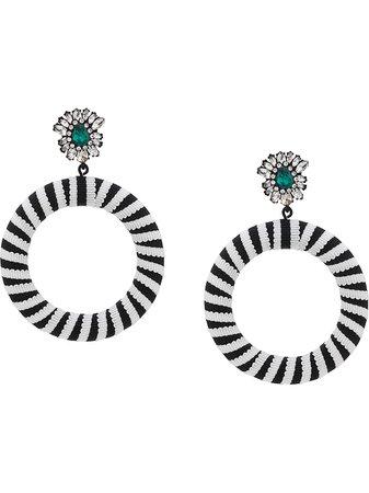 Maryjane Claverol LOLITA Earrings LOLITA Black | Farfetch
