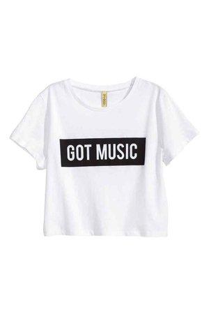 Got Music T-Shirt