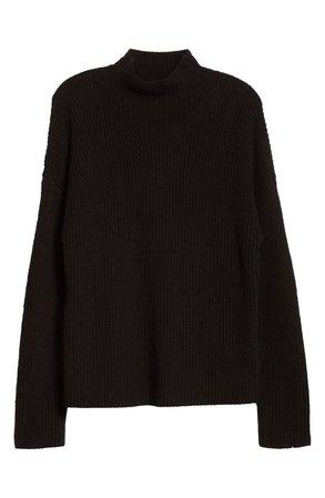 Rails Claudia Oversize Shaker Stitch Sweater   Nordstrom