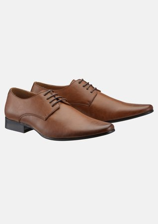brown dress shoes men