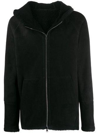 Salvatore Santoro hooded zip-up jacket - FARFETCH