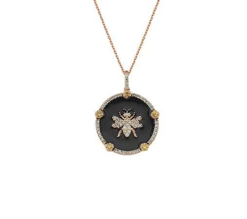 Queen Bee Necklace   Necklaces   Products   BEE GODDESS