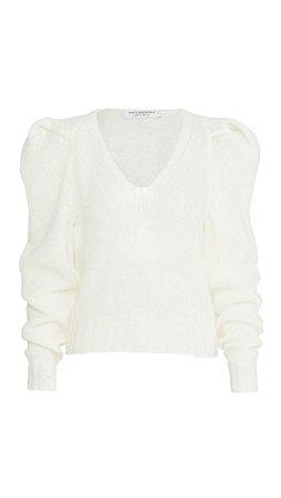 Philosophy di Lorenzo Serafini Puff Sleeves Sweater   SHOPBOP