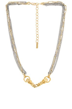 Natalie B Jewelry Come Together Necklace in Mixed | REVOLVE