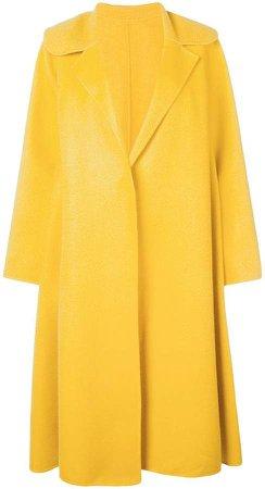 oversized fit coat
