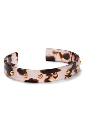 Sole Society Resin Cuff | Nordstrom