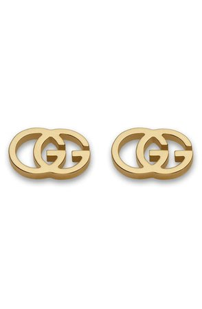 Gucci Double-G Stud Earrings | Nordstrom