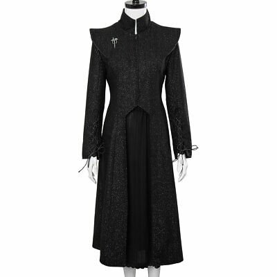 Cosplay Game of Thrones Season 7 Daenerys Targaryen Full Set Costume Dress Wig | eBay