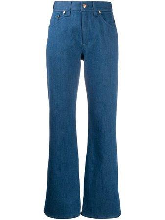 Chloé straight-leg Jeans - Farfetch