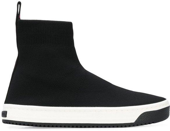 Dart sock sneakers