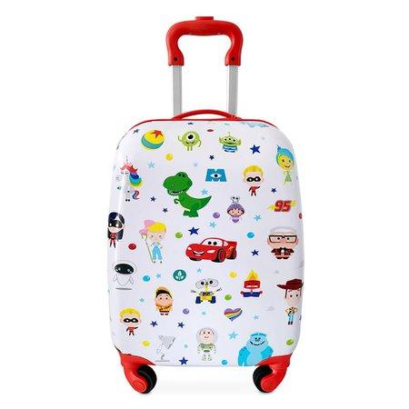 World of Pixar Rolling Luggage – 16''   shopDisney