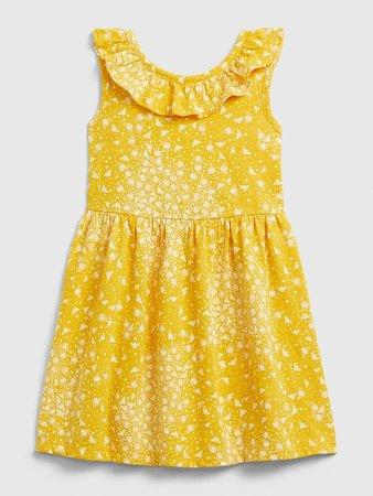 Toddler Ruffle Skater Dress | Gap