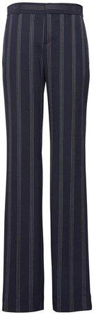 Logan Trouser-Fit Stripe Pant