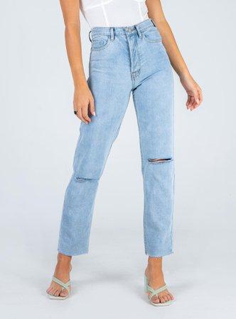 Attica Knee Rip Denim Jeans