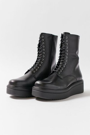 Vagabond Shoemakers Tara Lace-Up Boot | Urban Outfitters