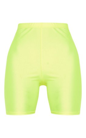 Pink Neon bike Shorts | Shorts | PrettyLittleThing USA