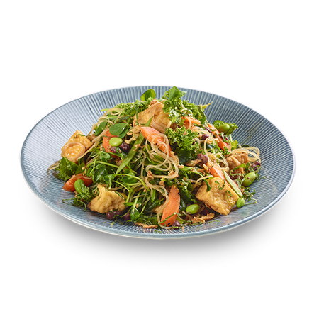 salads   wagamama menu