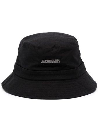 Jacquemus JACQU BUCKET HAT - Farfetch