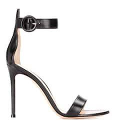 Portofino 105 Leather Sandals - Gianvito Rossi   mytheresa.com