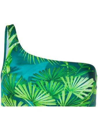 Versace Jungle Bikini Top Ss20   Farfetch.com