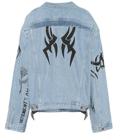 X Levi's® denim jacket
