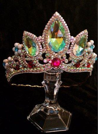 rapunzel inspired tiara